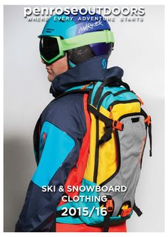 0a8824d5eee6 Ski   Snowboard Clothing Penrose outdoors 15 16 Just some of the new ski and