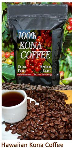 Hawaiian Kona Coffee Slimming Coffee, Hawaiian Coffee, Expensive Coffee, Coffee Delivery, Kona Coffee, Best Coffee Maker, Starbucks Coffee, Coffee Quotes, Roast