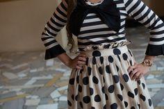 Promenade Top & Skirt - Dainty Jewell's