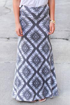 Gloria Maxi Skirt
