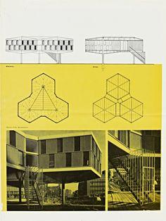 Marcel Breuer building piece