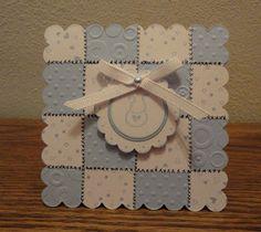 sweet quilt card