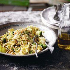 Pasta with Broccoli, Chilli