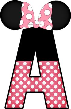Mickey e Minnie - Minus Mickey E Minnie Mouse, Minnie Png, Mickey Party, Alphabet Disney, Disney Images, Mickey Mouse Birthday, Alphabet And Numbers, Disney Wallpaper, Diy And Crafts