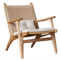 Cream & Ash Holland Arm Chair