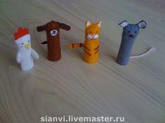 Пальчиковые игрушки-1