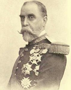 Ramón Blanco Erenas Riera y Polo, 1st Marquis of Peña Plata (1833–1906) was a Spanish brigadier and colonial administrator. Born in San Sebastián, he was sent to the Caribbean in 1858 and governed Cuba and Santo Domingo. In 1861, he returned to Spain but was then sent to the Philippines (1866–1871).