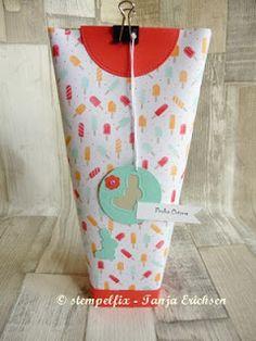 Stempelfix Bag in a Box zu Ostern - passend für eine Flasche mit 250ml