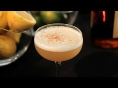 Navy and Army - 2 oz Rum, 3/4 oz Orgeat, 1 oz lime.