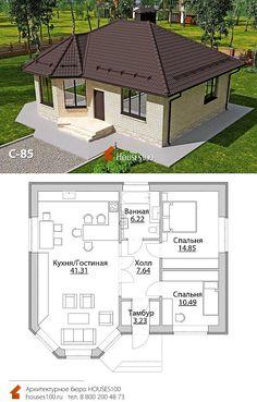 2 Storey House Design, Sims House Design, Village House Design, Small House Design, Sims House Plans, House Layout Plans, Dream House Plans, House Layouts, Modern Bungalow House