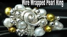 liz kreate wire wrapping - YouTube