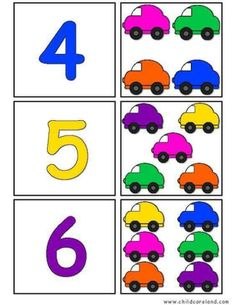 cheznounoucricri - Page 62 Preschool Learning Activities, Preschool Lessons, Toddler Activities, Preschool Activities, Sudoku, Numbers Preschool, Kindergarten Math Worksheets, Math For Kids, Learning Through Play