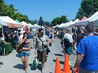 Kitsilano Farmer's Market - Vancouver, BC
