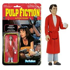 Pulp Fiction Jimmie Dimmick ReAction Figure - Radar Toys