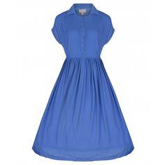 'Tally' Blue Pretty Party Dress