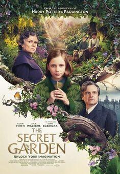 The Secret Garden Colin Firth, The Secret Garden, Secret Gardens, 2020 Movies, New Movies, Great Movies To Watch, Watch Movies, Night Film, Cloud Atlas