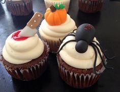 Beautiful Halloween Cupcakes Decorations