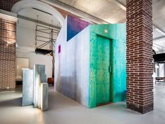Hotel Not Hotel by Collaboration O - News - Frameweb #amsterdam #architecture #design #interiordesign #interiors