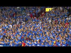 The University Of Kansas Is The Greatest College In The Nation! KU Alma Matter & Rock Chalk Chant