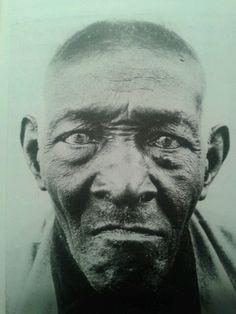 Richard Avedon, William Casby,urodzony jako niewolnik,1963
