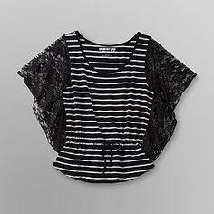 79a3275620cba Dream Out Loud by Selena Gomez Junior s Batwing-Sleeve Top - Clothing -  Juniors -