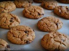 Des cookies moelleux « Sans GLO » (sans Gluten, sans Lait, sans Œuf) - par Bouillondidees