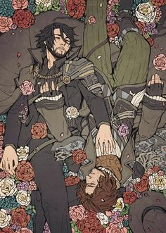 FFXV Ardyn and Noctis