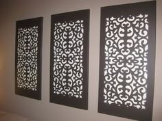 DIY wall art diy