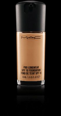 MAC in NC 50. The yellow undertones in the Pro Longwear work much better than the Mineralize Finish concealer in NC50 I was using before. Yay!
