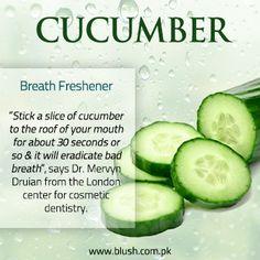 Cucumber health fact