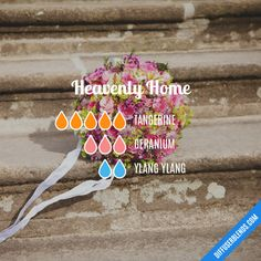 Heavenly Home - Essential Oil Diffuser Blend
