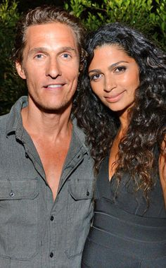 Matthew McConaughey Welcomes Baby No. 3 With Camila Alves