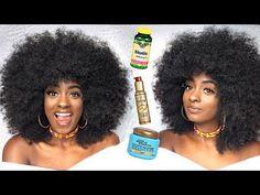 TWO QUICK & EASY WAYS TO DO A BIG MESSY BUN   OKEVAAA   Charlee Hair Magazine