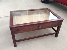 shadow box tables contemporary