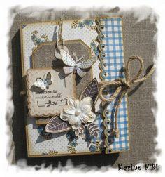. scrapbooking : cartes, albums, pages, home déco ... et modelages en porcelaine froide (pam) ...