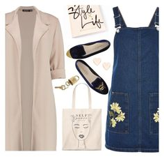 """Study Session: Library Chic"" by deeyanago ❤ liked on Polyvore featuring Topshop, Louis Vuitton and Ted Baker"