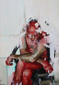 """Saatchi Online Artist Benjamin Cohen; Painting, """"'Study of Philip III'"""" #art"""