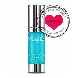 Natura Bissé Oxigen Complex 30 ml. Oxygen Complex es un concentrado con un poder de aportar vitalidad a la piel del rostro. Purifica la piel y la descongestiona de esta forma consigue una piel iluminada, vital e hidratada.