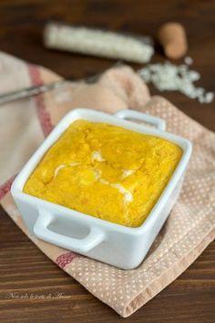 Soufflé di riso, facili e gustosissimo