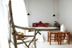 #Dormitorio #hotel San Giorgio #Mykonos #deco #decoracion