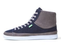 "The Guerra ""Navy Grey Cord""  by KEEP"