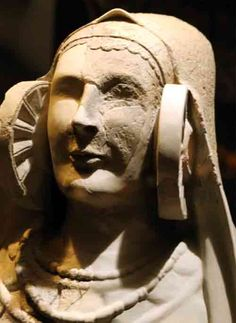 Dama de Cabezo Lucero. MARQ - Dama de Guardamar