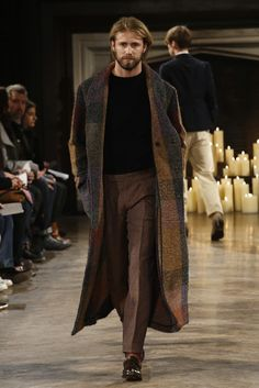 Billy Reid Men's RTW Fall 2014 - Slideshow - Runway, Fashion Week, Fashion Shows, Reviews and Fashion Images - WWD.com