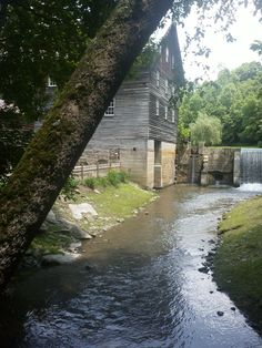 Cook's Mill in Greenville, WV
