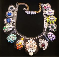 Shourouk necklace | Fabella.nl