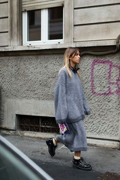 Diego Zuko is tracking the fashion set's best street style looks outside the Fall 2016 collections.