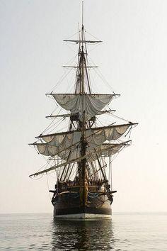 Sailing....