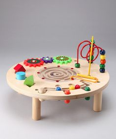 Take a look at this Circle Play Center by Anatex on #zulily today!