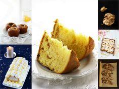 Recettes de gâteaux,  tartes et mignardises de fêtes