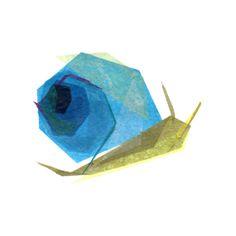 Etsy: TinyFawn : morty snail